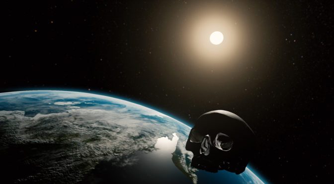 Shaun Gladwell , Orbital Vanitas
