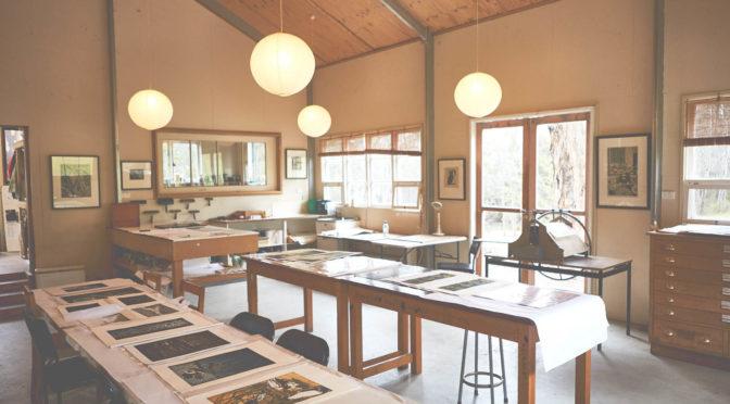 Gillian Kline's Studio