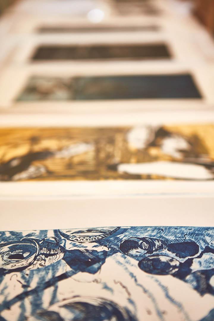 Gillian Kline's work