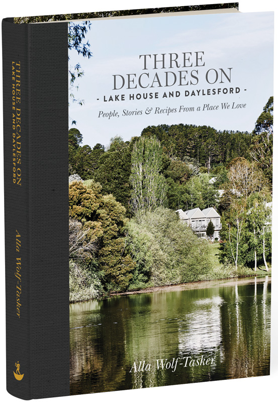Three Decades On - Lake House and Daylesford