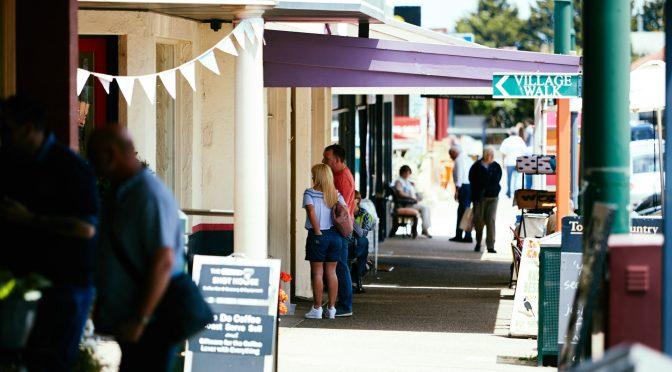 Yarragon Village Shops Gippsland