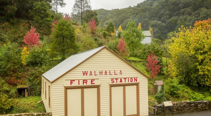 Walhalla Fire Station