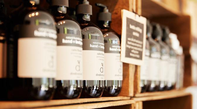 Dindi Naturals: Organic Hand Soap