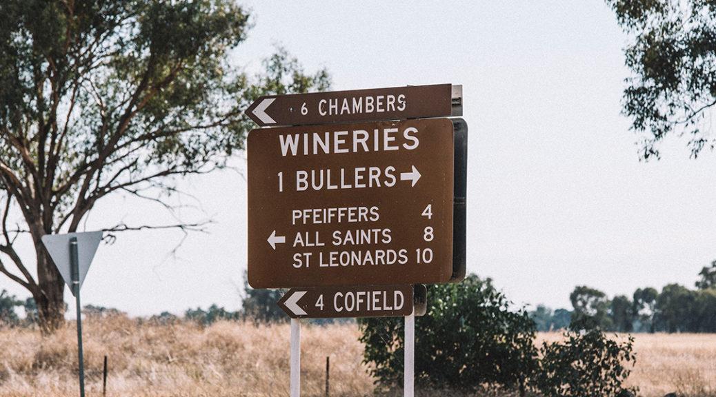 Winemaking Rutherglen