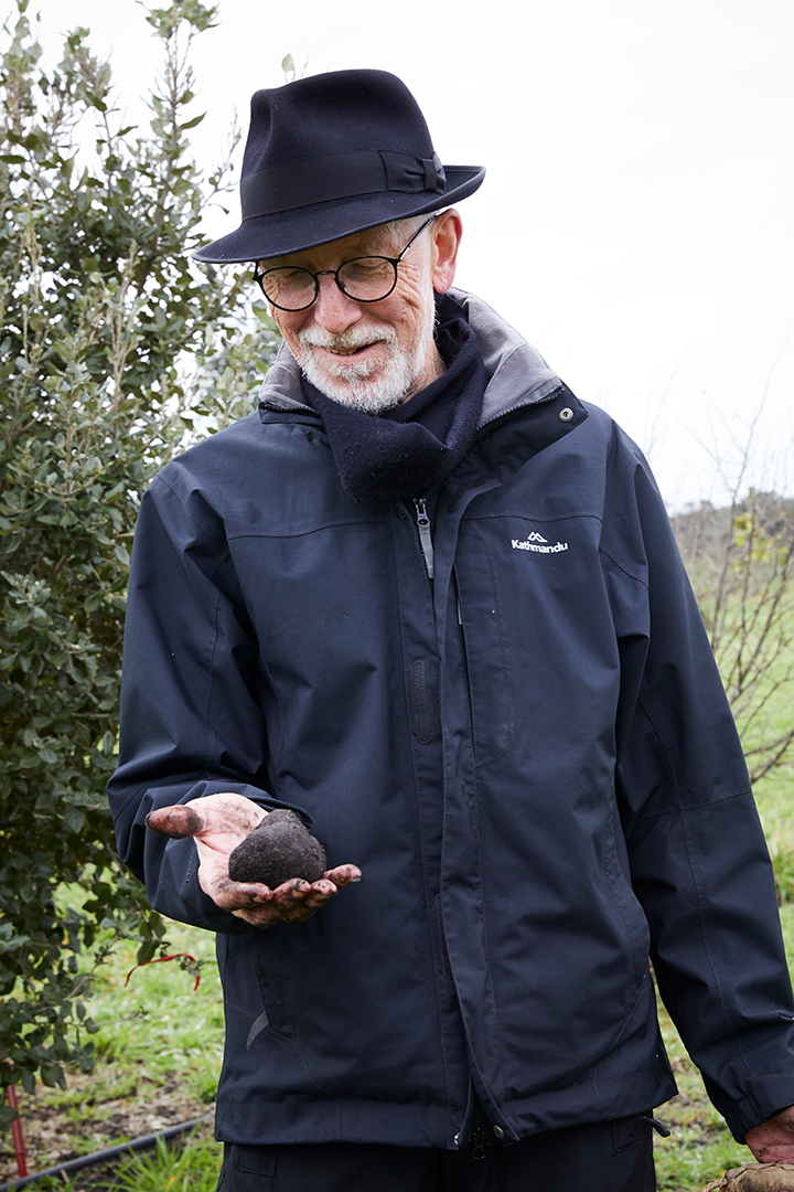Nigel Wood from Truffle Melbourne and Truffle Paddock