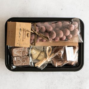 Chocolate gourmet hamper