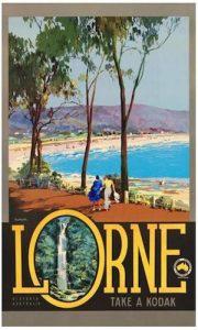 Lorne Vintage Poster