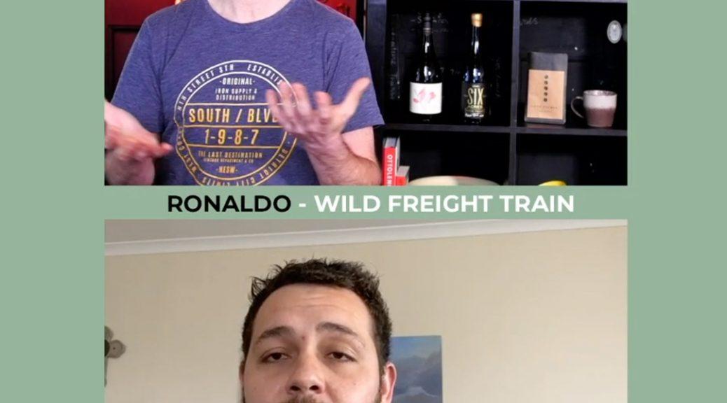 Wild Freight Train Chilli Sauces