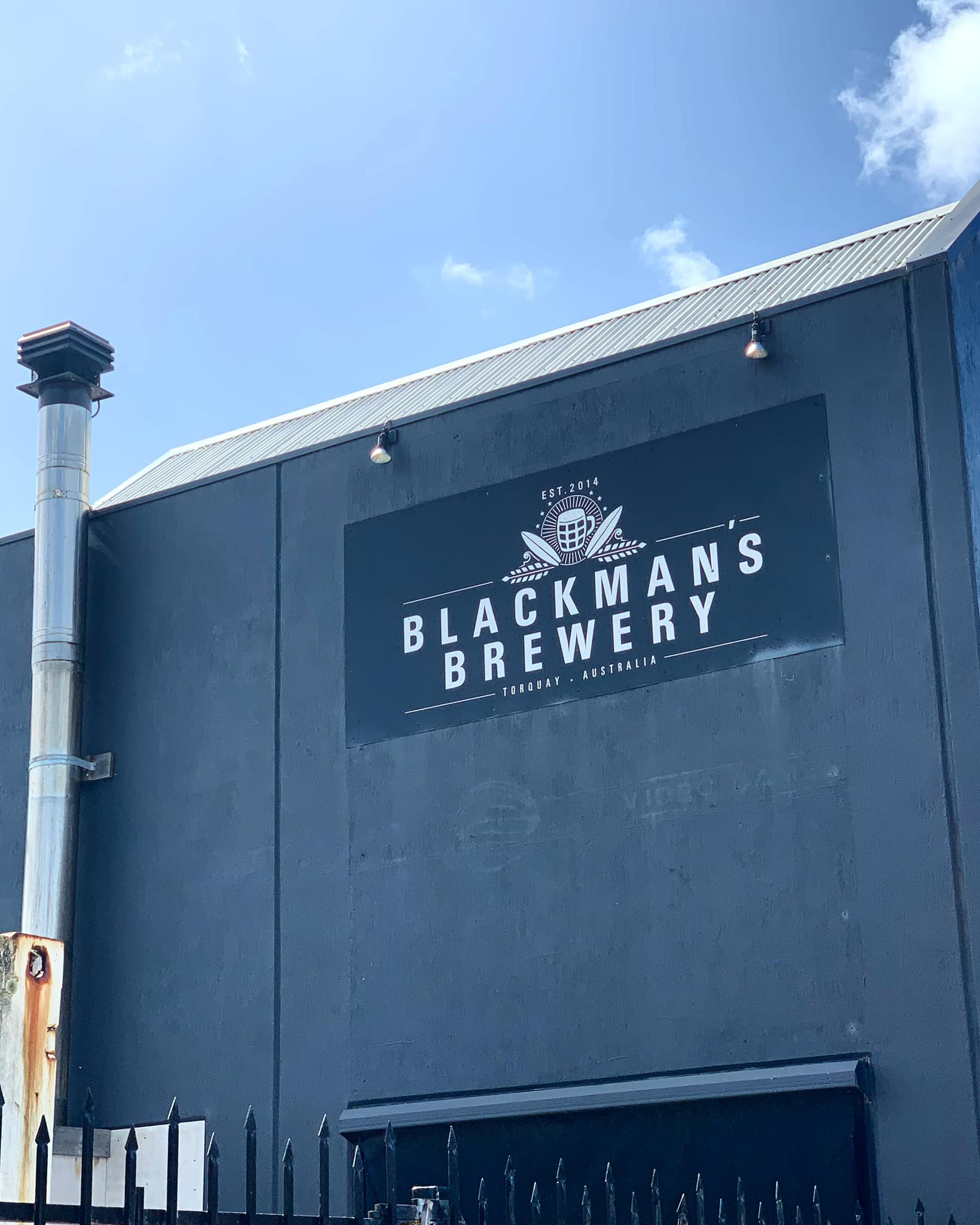 Blackman's Brewery Geelong