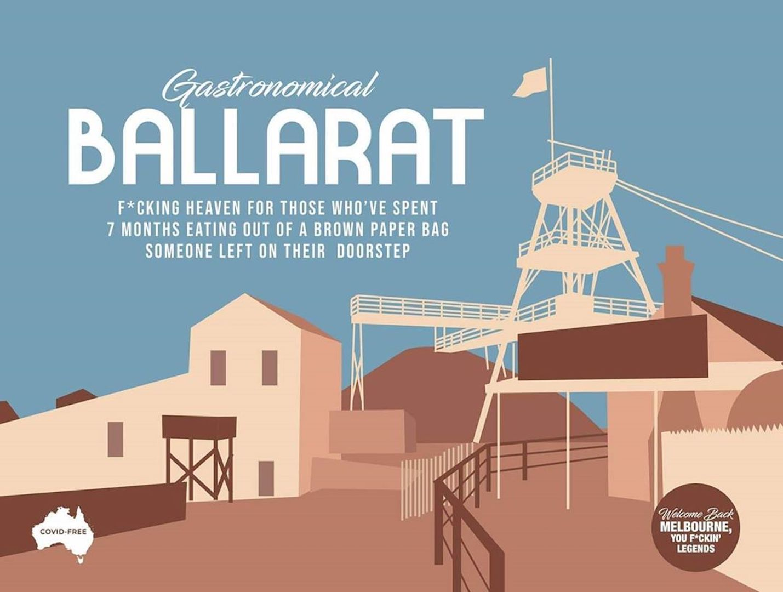 Funny Postcards Ballarat