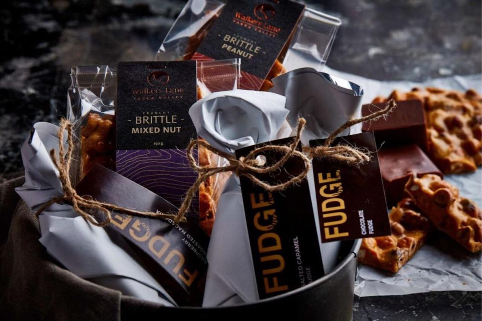 fudge and brittle pack Yarra Valley