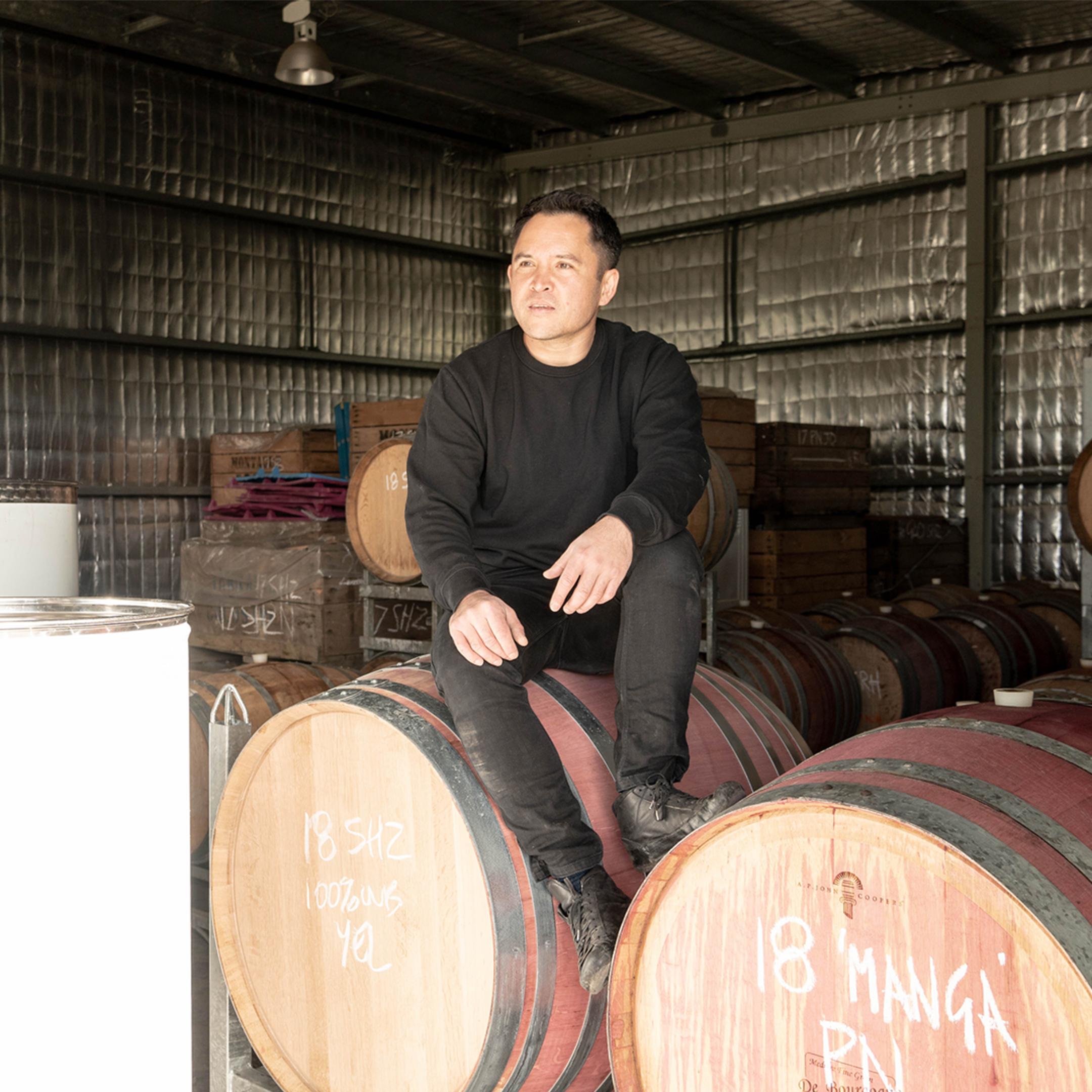 Jayden Ong One Block Winery Yarra Valley