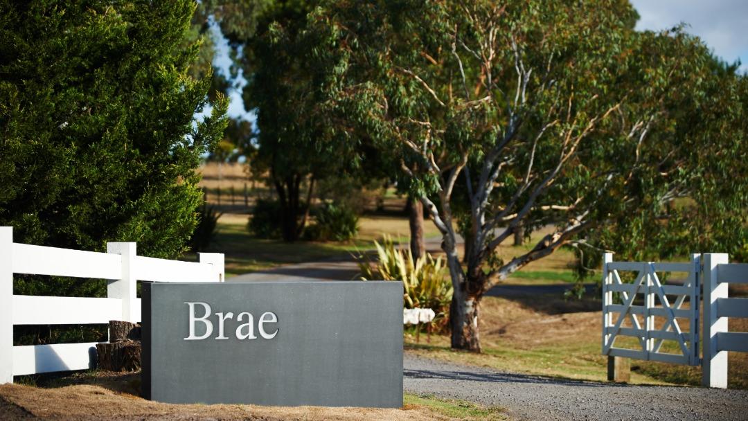 Brae Restaurant Birregurra