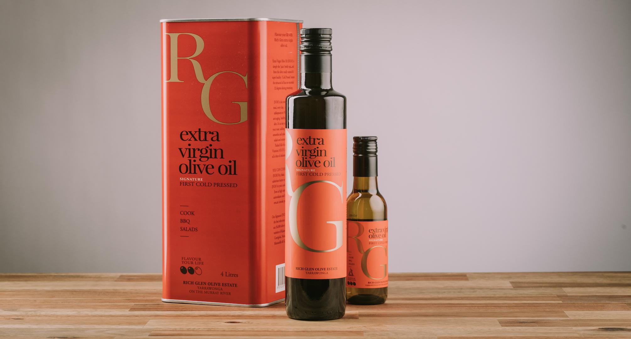 Richglen Olive Oil