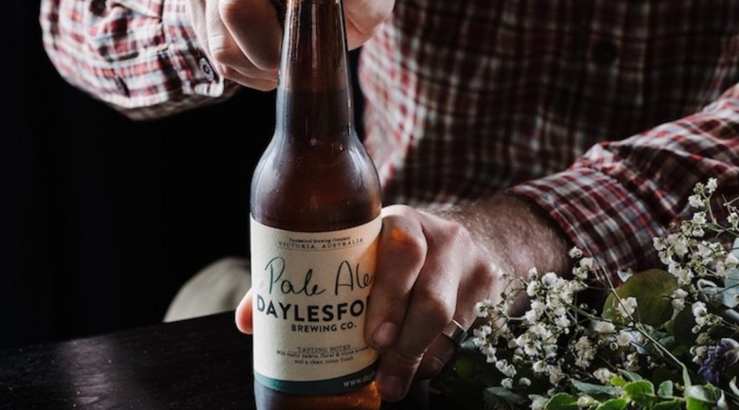 Daylesford Brewing Co's taproom