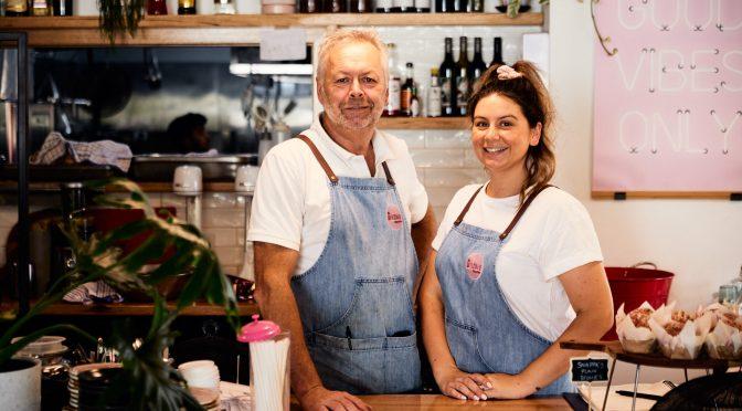 The Milk Bar cafe shepparton