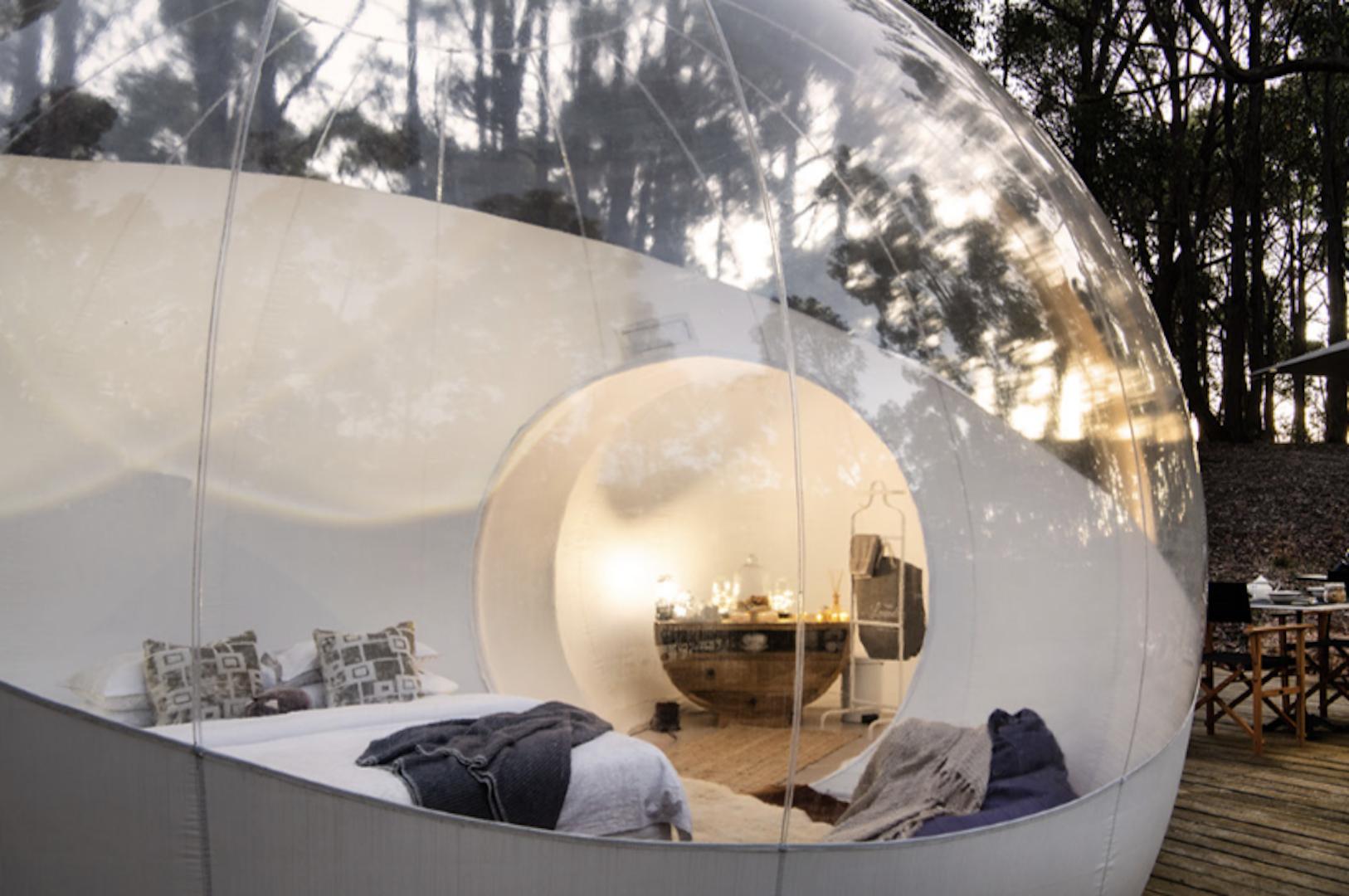 Skyview Bubble Tent Eganstown