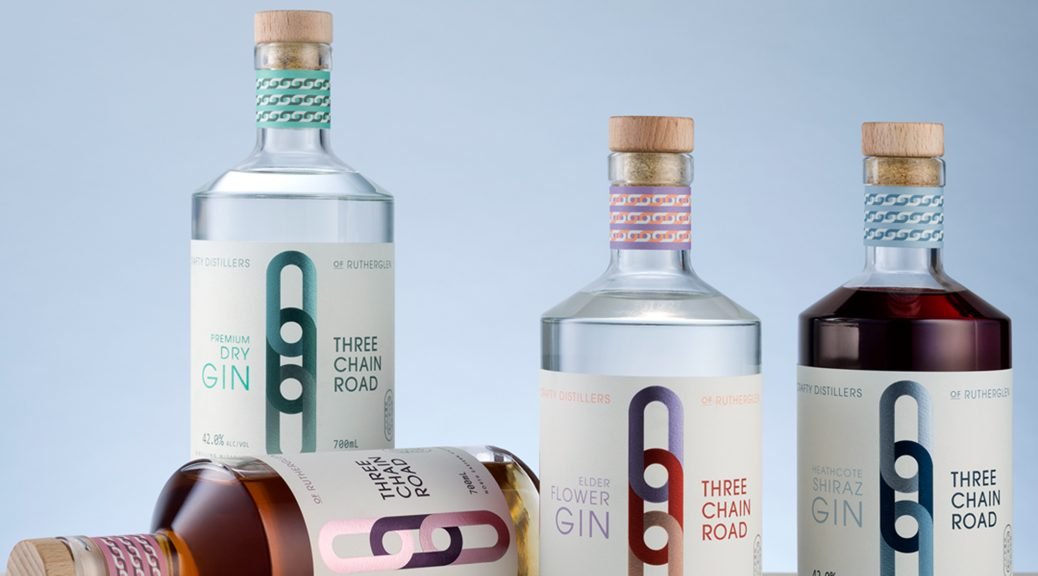 Three Chain Road Gin