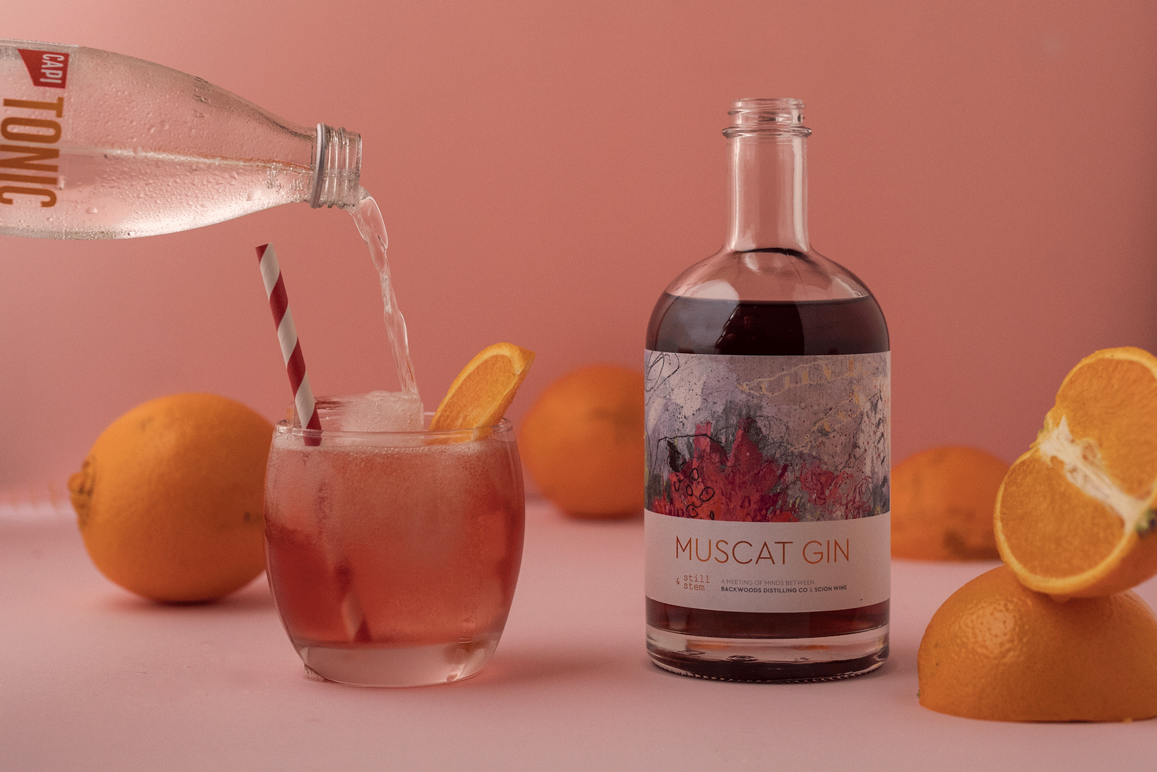 Muscat Gin