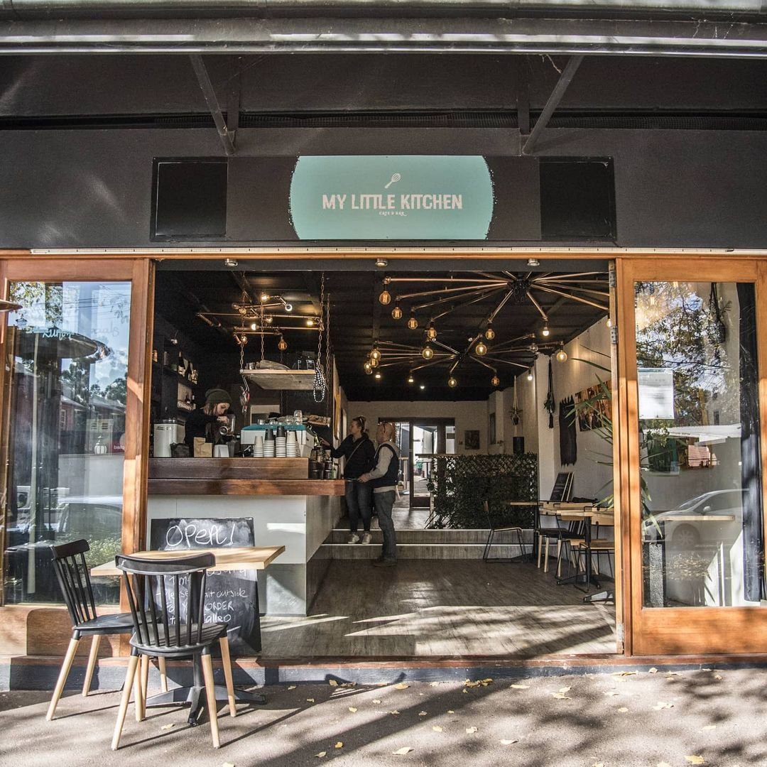 Healesville Cafe